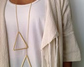 Statement Necklace, Long ...