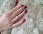 Elegant  Ring, Unique Rin...