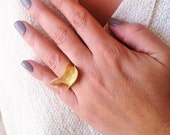 Wave Jewelry, Sea Ring, S...