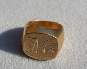 Custom Ring, Personalized...