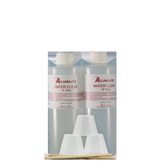 Alumilite Water Clear Casting Resin 16 OZ