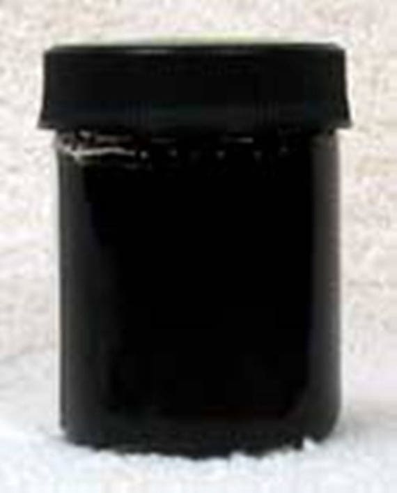Opaque Violet Dye Color 1 Ounce Glass Jar 61006 Inlace Inlay Solid