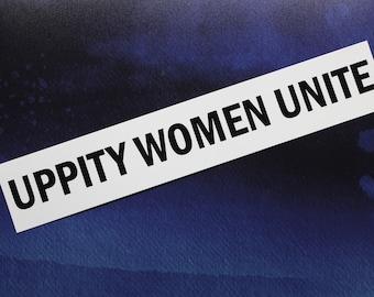 Women Unite Notecards
