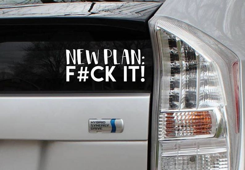 Sassy Stickers Vegan Decal Car Truck Bumper Window Vinyl Sticker