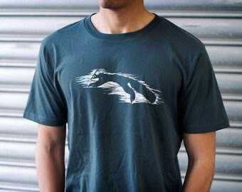 Squirrel Men T-Shirt Organic & Fair Wear