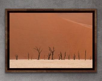 Sossusvlei Fotografie Druck Namibia Kunst Fotografie Druck