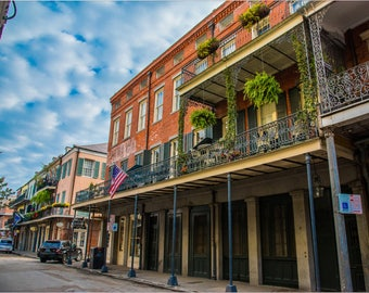 New Orleans French Quarter | Fine Art Photography Print | New Orleans Art