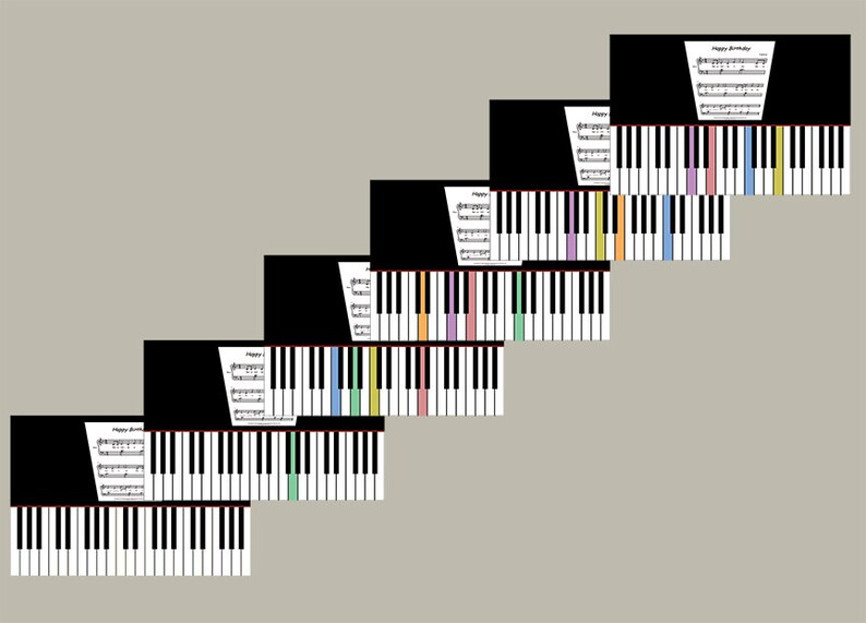 Virtuelles Klavier