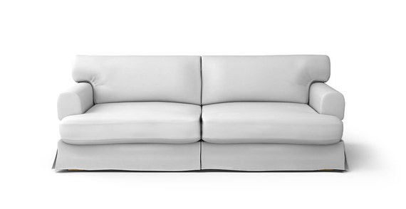Un Ektorp Canap/é Slipcover de Remplacement Custom Slipcover de Remplacement Le Cuir PU Ektorp Housse de canap/é 3/Places de Remplacement est con/çu sur Mesure IKEA Ektorp Housse de canap/é