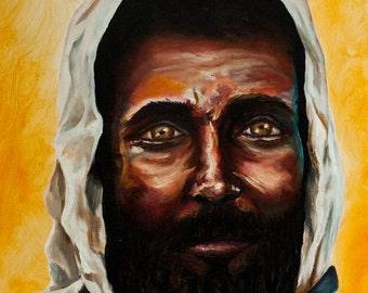 Son of Man 11x14 art print