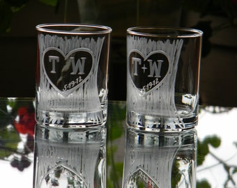 Tumblers & Rocks Glasses