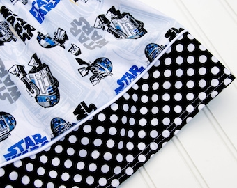 Star Wars R2D2– Banner Skirt (Size X-Small)