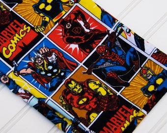 Child's Marvel Flannel Pajama Pants (S)