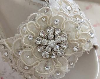 Wedding Shoes Romantic Accessories Von Parisxox Auf Etsy