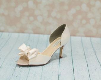 1920s Wedding Shoe Etsy