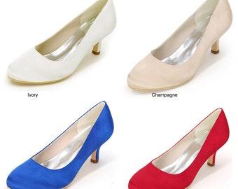 c1f538f0461 Wedding Shoes Crystal PlatformsPeep Toe White Bridal Heels