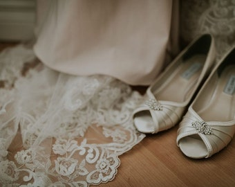 f28814a5f Flat wedding shoes