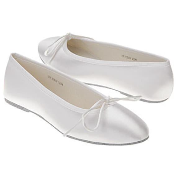 Ballerines chaussures de confort chaussures de mariée   Etsy 5ce1247b7624