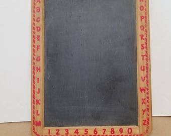 Vintage Kids Chalkboard