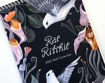 Rae Ritchie 2022 Wall Calendar
