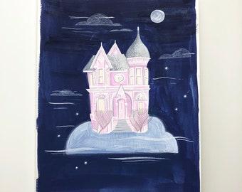 Dream Home (original painting)