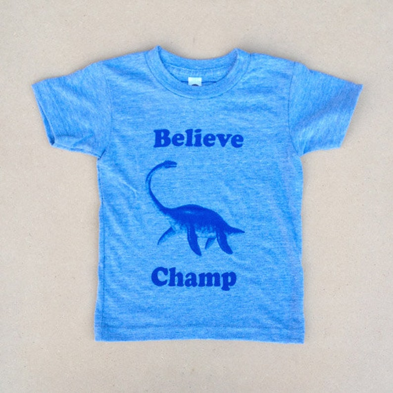 Believe Champ Kids Youth T-shirt Youth American Apparel image 0
