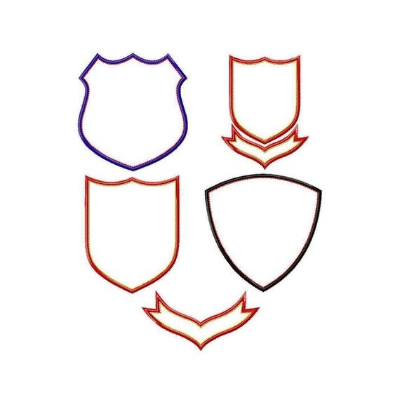 Superhéroe insignias y escudos apliques máquina bordado | Etsy