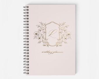 Wedding Planner Personalized Wedding Notebook Wedding Planner Book, Custom Wedding Planner Book Personalized Wedding Planner Wedding Planner