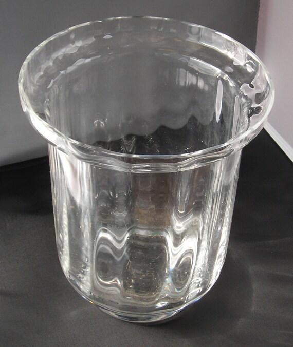 Wedgwood 85 Crystal Vase Mint Condition Wedgwood Etsy