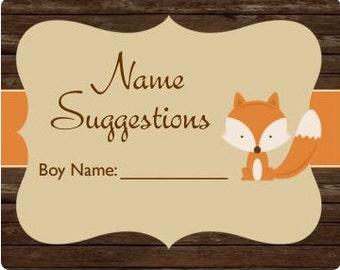 boy name suggestion etsy