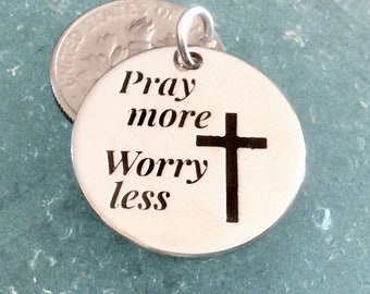 Floating Charms-Believe-Bible-Praying-Angel Wings-Faith-Dream-Bible-Love-Lockets