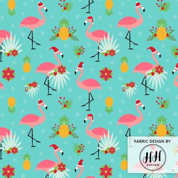 image 0 - Flamingo Christmas