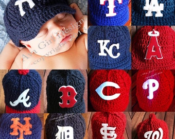 124d489cc09 Newborn baseball hat