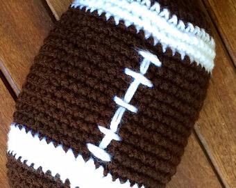 Football Crochet Pattern, Plush Football Pattern, Crochet Pattern, Crochet Football Pattern, Ball Crochet Pattern, Football, Baby Crochet