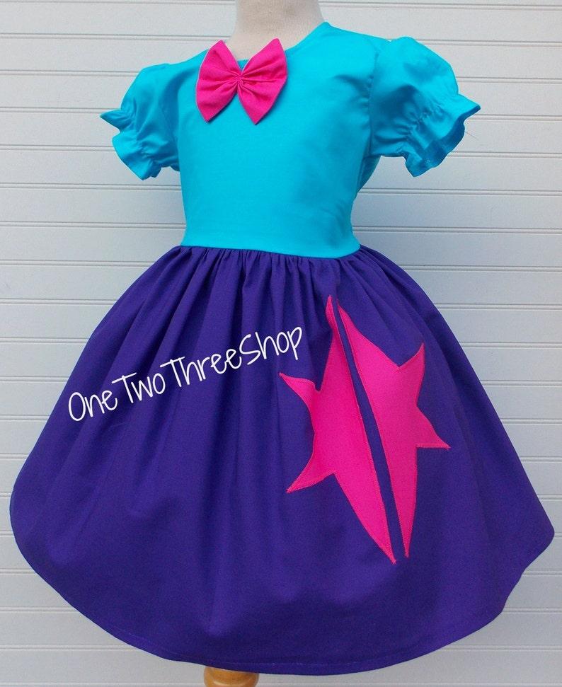 Twilight Sparkle Custom Boutique Clothing My little Pony Tulle  cf3776c98