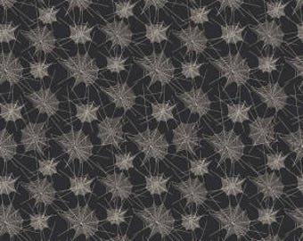 Tessuto di ragni neri etsy