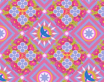 Renewal in Opal from the seventy six 76 collection by Alison Glass for Andover Fabrics - A-8444-P