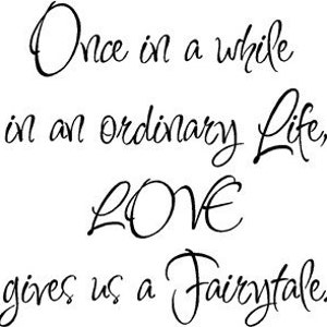 Ordinary Life Saying Wall Art Graphics Lettering Vinyl Decal Stickers