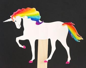 Unicorn Crafts, Kids craft kit, unicorn party supplies, Unicorn Kit, diy craft kit, paper dolls, Unicorn Party Favors, kids gift, Set of 50