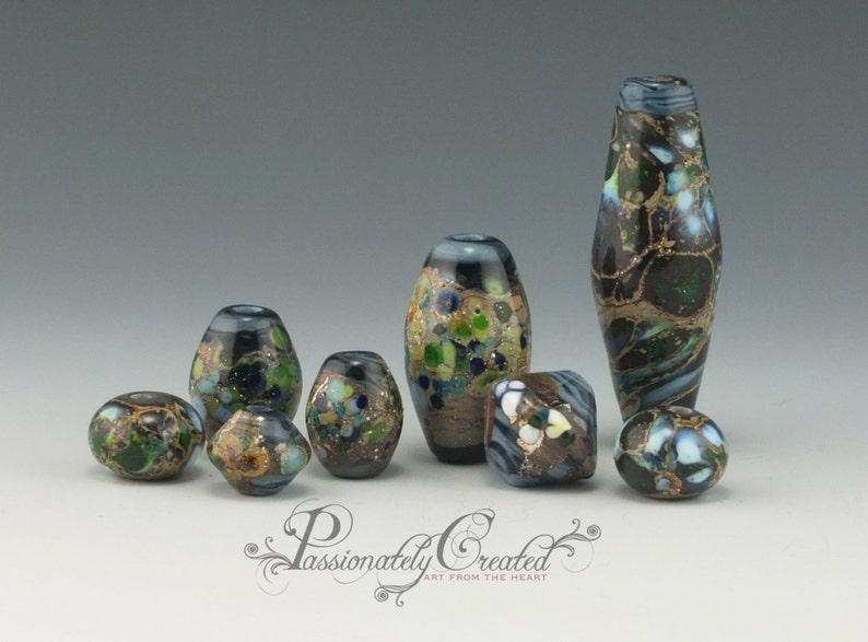 Ocean Relics Glass Beads image 0