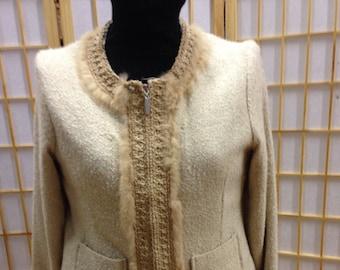 Vintage Anne Carson medium jacket