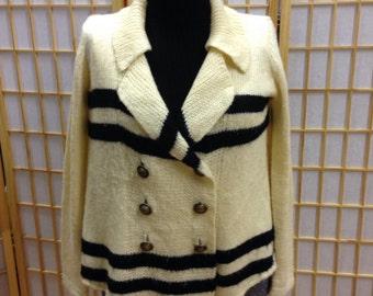 Ladies large vintage mystree sweater