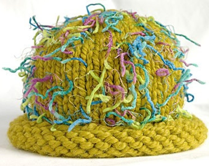 Squiggles Hat