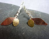 Autumn Leaves Earrings: H...