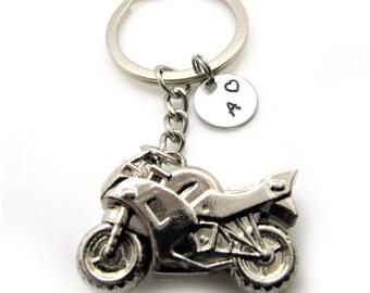Motorcycle Keychain 6c765962de