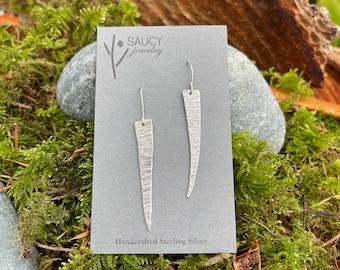 Sterling Silver Earrings #21