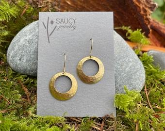 Copper Earrings 7