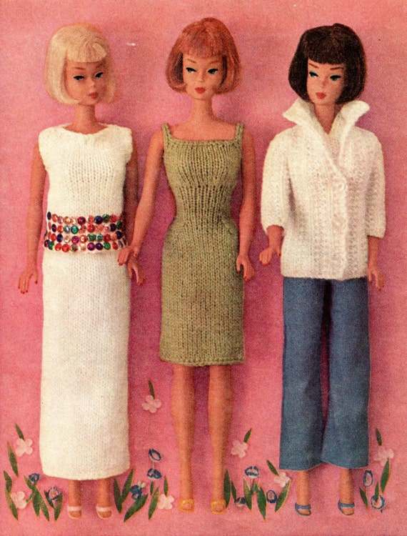 It's just a graphic of Declarative Printable Barbie Clothes Patterns