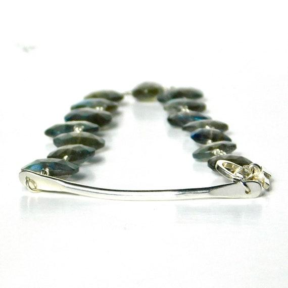 """""""Chiara"""" Labradorite Bracelet"""