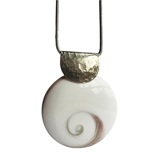 """""""Octavia"""" Shiva Shell Necklace"""